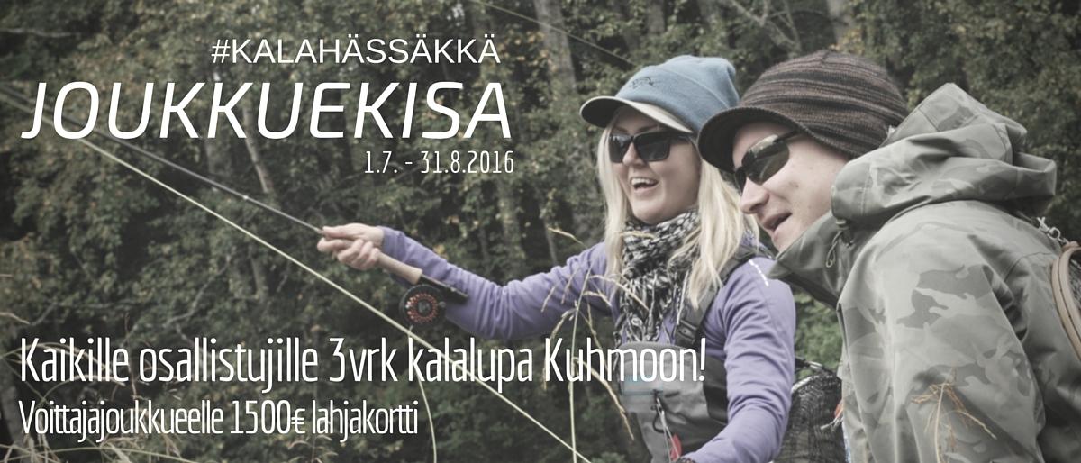 Permalink to: #KalaHässäkkä JOUKKUEKISA 2016