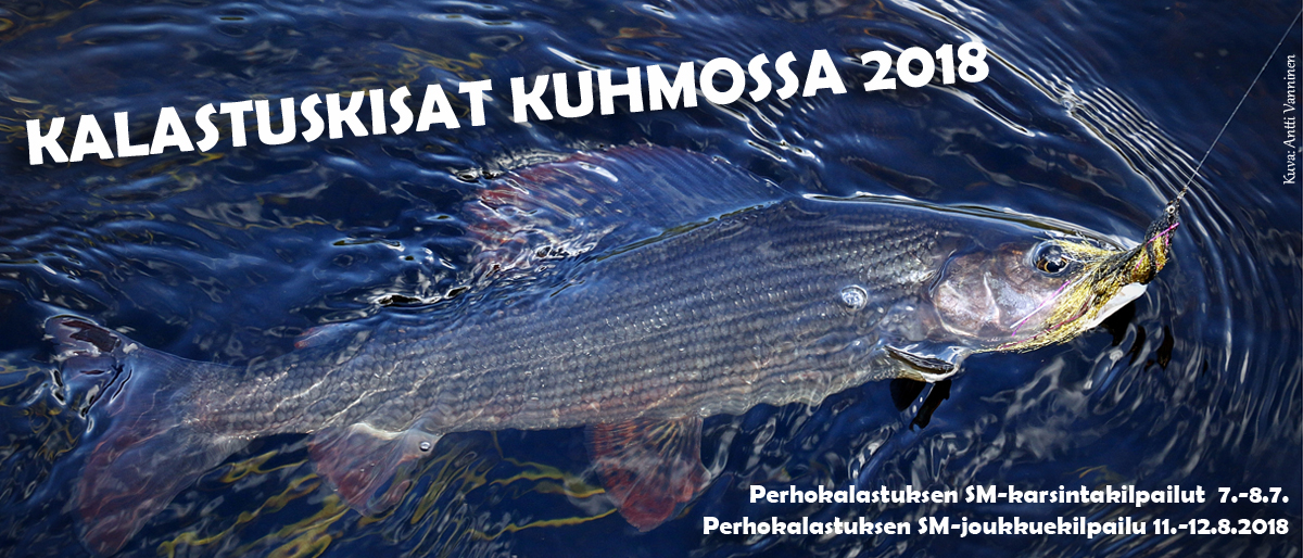 Permalink to: Kalastuskisat Kuhmossa 2018